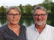 Gallimutter und Gallivater 2019: Irène und René Flad-Amstutz. Bild: PD