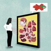 Auf Online-Plattformen erfahren Patienten, mit welchen Eingriffen Spitäler am meisten Erfahrung haben. (Bild: Illustration: Patric Sandri)