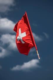 Die Schweiz geht hoch hinaus – je nach betrachtetem Ranking. Bild: Pius Amrein (31. Juli 2018)