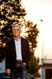 Cornelius Müller, Geschäftsführer des Gemeindeverbandes Idee Seetal. (Bild: Philipp Schmidli, Hochdorf, 19. Oktober 2018)
