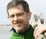 Lukas Indermaur, Geschäftsführer WWF St.Gallen. (Bild: PD)