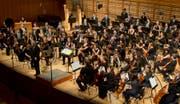 Junge Philharmonie Zentralschweiz.