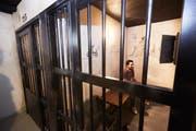 In der Escape Company an der Pilatusstrasse müssen Besucher unter anderem aus einem Gefängnis flüchten. (Bild: Jakob Ineichen (Luzern, 10. Oktober 2018))