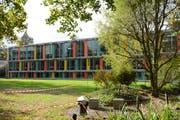 Sekundarschulzentrum Sandbänkli in Bischofszell. (Bild: Georg Stelzner)