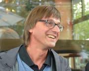 Daniel Kehl, Präsident der SP/Juso/PFG-Fraktion im St.Galler Stadtparlament.