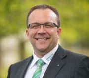Felix Keller, Fraktionspräsident FDP im St.Galler Stadtparlament.
