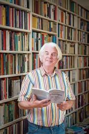 Der St.Galler Psychotherapeut und Autor Theodor Itten. (Bild: Urs Bucher)
