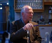 Der Sirnacher Gemeinderat Andreas Schmidt (Grüne) tritt nach zwei Legislaturen nicht mehr zu den Gesamterneuerungswahlen an. (Bild: Olaf Kühne)