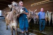 Viele Bauern leiden wegen der Dürre unter Futtermangel. (Bild: Raphael Rohner)