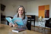 Karin Holensteins neustes Buch ist im September erschienen. (Bild: Hanspeter Schiess)