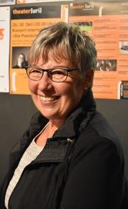 Marlies Arnold kann ein seltenes Jubiläum feiern: Seit 50 Jahren ist sie Mitarbeiterin im Büro der Tellspiel- und Theatergesellschaft Altdorf. (Bild: Georg Epp, Altdorf, 24. Oktober 2018)