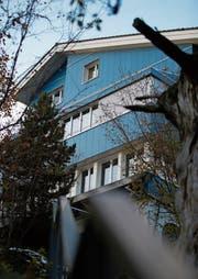 In den Jahren 2015 und 2016 gab es im Kinder- und Jugendheim Lutisbach in Oberägeri zahlreiche Personalwechsel. (Bild: Stefan Kaiser (14. November 2017))