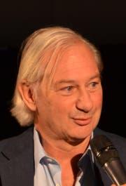 Norman J. Huber