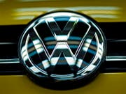 VW geht bei den Geländewagen mit vielen neuen Modellen in die Offensive. (Bild: KEYSTONE/EPA/CARSTEN KOALL)