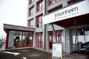 Das Felsenheim in Sachseln. (Symbolbild: Corinne Glanzmann)