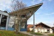 Die Freizeit und Touristik Neckertal AG will das Gebäude kaufen und wieder nutzen. (Bild: Sabine Schmid)