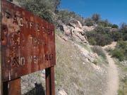 Der Pacific Crest Trail führt im Westen der USA durch die Staaten Kalifornien, Oregon und Washington. (Bilder: zVg)