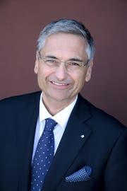 Gesundheitsdirektor Guido Graf (CVP). (Bild: LZ)