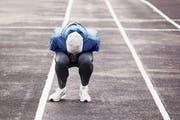 Geht das Blut in die Muskeln, fehlt es im Darm – Störungen treten vor allem bei Laufsportlern auf. (Bild: Getty)