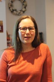 Die 29-jährige Altdorferin Angelica Züst wird von der SP Uri als neue Richterin am Obergericht des Kantons Uri vorgeschlagen. (Bild: Markus Zwyssig, Altdorf, 25. Oktober 2018)