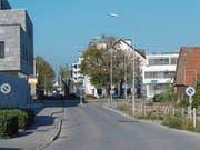 Neu sollen der geplante Erweiterungsbau des Mineralheilbades und das Rathaus mit Holzschnitzeln aus dem St.Margrether Ortsgemeindewald beheizt werden. (Bild: Kurt Latzer)