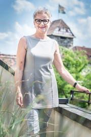 Christa Thorner, Stadträtin und Vorsteherin des Departements für Gesellschaft und Soziales. (Bild: Andrea Stalder)