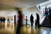Das Gymnasium St.Antonius Appenzell blickt auf ein turbulentes Schuljahr zurück. (Bild: APZ (15. Oktober 2015))