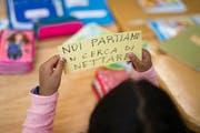 Der Italienischunterricht wird oft an Randstunden verlegt – wenn er überhaupt angeboten wird. Symbolbild: Benjamin Manser (Rorschach, 17. Mai 2018)