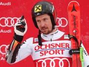 Alpin-Superstar Marcel Hirscher hat noch nicht genug (Bild: KEYSTONE/EPA/GUILLAUME HORCAJUELO)