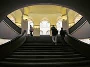 Neue Angebote in alten Gemäuern: Die Universität Zürich schafft neue Professuren im Bereich der Digitalisierung. (Symbolbild). (Bild: KEYSTONE/STR)