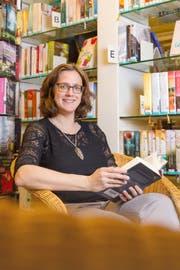 Manuela Hofstätter ist seit 13 Jahren Literaturbloggerin. Bild:PD