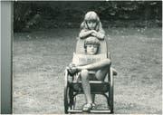 Till und Tanja, um 1970, Fotograf unbekannt.