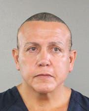 Cesar S. ist der Hauptverdächtige im Fall um die Briefbomben. (Bild: broward sheriff's office)