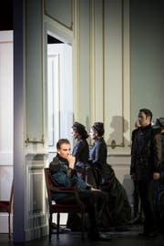 Theater SG: Don Carlo, Bilder Iko Freese