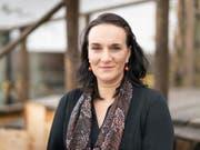 Die deutsch-ungarische Schriftstellerin Terézia Mora ist mit dem Georg-Büchner-Preis 2018 ausgezeichnet worden. (Bild: Keystone/DPA/FRANK RUMPENHORST)