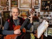 Der Musiker und Sänger Ingo Insterburg ist Ende Oktober 2018 im Alter von 84 Jahren verstorben. (Bild: Keystone/DPA-Zentralbild/JENS KALAENE)