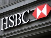 HSBC profitiert von starker Asien-Sparte. (Bild: KEYSTONE/STEFFEN SCHMIDT)
