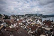 Trotz viertem Rang: Geht es nach Avenir Suisse, sollte die Stadt Luzern bei Bildung, Integration und Wirtschaftsfreundlichkeit über die Bücher gehen. (Archivbild: Pius Amrein)