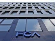 Der italienisch-amerikanische Autokonzern Fiat Chrysler schüttet an die Aktionäre nach dem Verkauf des Zulieferers Magneti Marelli eine hohe Sonderdividende aus. (Bild: KEYSTONE/EPA/MAURITZ ANTIN)