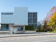 Der Sanitärtechnikkonzern Geberit muss seine finanziellen Prognosen für das Geschäftsjahr 2018 nach unten korrigieren. (Bild: KEYSTONE/GIAN EHRENZELLER)