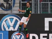Admir Mehmedi - lange verletzt - im Cup bereits wieder Torschütze (Bild: KEYSTONE/EPA/SRDJAN SUKI)