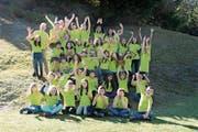 33 Kinder besuchten in den Herbstferien das Kinderlager. (Bild: PD)