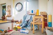 Neu liegt der Tagessatz pro Kind und Tag bei 110 Franken. (Bild: Jil Lohse)
