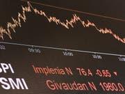 Nach den happigen Verlusten setzen in die Börsen rund um den Globus ihren Erholungskurs fort. (Bild: KEYSTONE/ENNIO LEANZA)