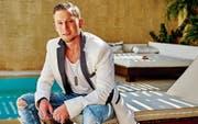 Marvin Larisegger aus St.Margrethen nimmt an der RTL-Kuppelshow «Adam sucht Eva» teil. (Bild: MG RTL D)