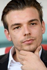 Barthélémy Constantin koordiniert die sportlichen Belange des FC Sion. (Bild: KEYSTONE/Laurent Gillieron)
