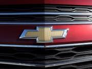 Der grösste US-Autohersteller, zu dem auch die Marke Chevrolet gehört, hat sich im dritten Quartal gut geschlagen. (Bild: KEYSTONE/AP/MARK HUMPHREY)