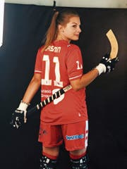 Mit der Nummer 11 auf dem Rücken läuft Jasmin Schuler in dieser Saison für «Citylift Girona CH» auf. (Bild: PD)