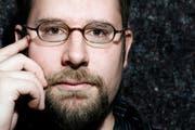 """Der Luzerner Autor Dominik Riedo: """"Die Faszination für das Morbide habe ich schon lange."""" (Bild: PD)"""