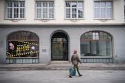 Gegen das Ladensterben in der Altstadt ergreift St.Gallen nun Massnahmen. (Bild: Ralph Ribi)